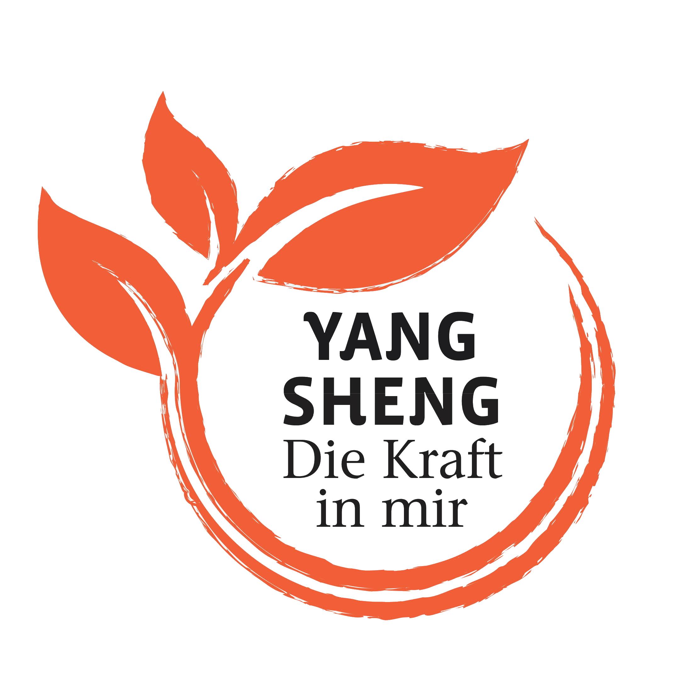 Logo Yang Sheng Die Kraft in mir