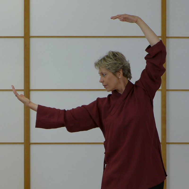 18 Formen der Harmonie Taiji QiGong
